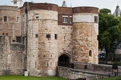башня Англии london Стоковое Изображение