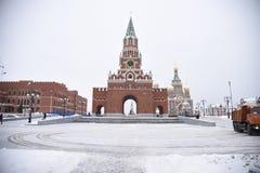 Башня аннунциации в Yoshkar-Ola Стоковые Фото