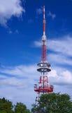Башня антенны радиосвязей Стоковое Изображение RF
