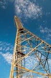 Башня антенны Стоковое фото RF