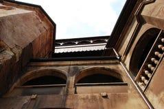 башня балкона Стоковые Фотографии RF