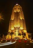 Башня банка в Куалае-Лумпур, Малайзии Стоковая Фотография