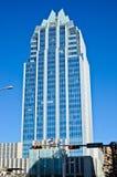 Башня банка Frost в Остине Стоковые Фотографии RF