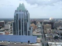 Башня банка Frost Стоковое фото RF