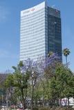 Башня банка HSBC финансовая в Мехико Стоковые Изображения
