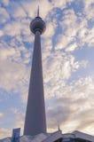 Башня Берлин Tv Стоковые Фото