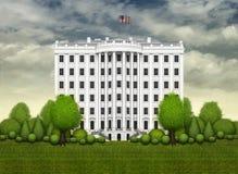 Башня Белого Дома Стоковые Изображения