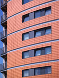 башня блока селитебная Стоковые Фото