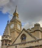 Башня большого Бен в Лондоне Стоковое Изображение RF