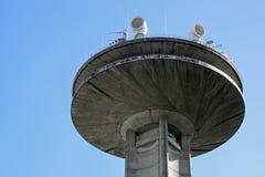 Башня Брюссель телевидения VRT Стоковые Фото