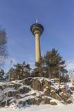 Башня бдительности Стоковые Изображения