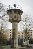 Башня вахты Берлинской стены стоковое фото