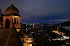 Башня вахты города Стоковые Фотографии RF
