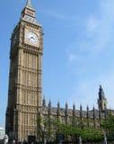 башня Великобритания ben большая london Стоковые Фотографии RF