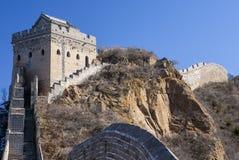 Башня Великой Китайской Стены стоковое фото