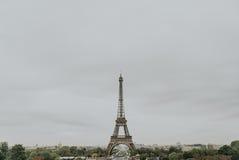 башня весны eiffel Стоковое фото RF
