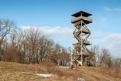 Башня взгляда Стоковые Фотографии RF