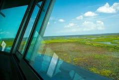 Башня взгляда Стоковое Изображение RF
