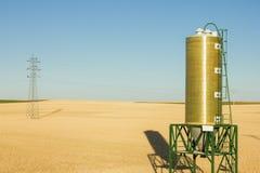 Башня воды Стоковые Фотографии RF