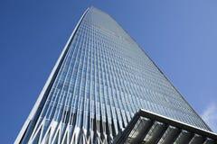 Башня 3 всемирного торгового центра Китая, Пекин, Китай Стоковые Фото