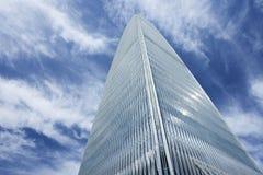 Башня 3 всемирного торгового центра Китая, Пекин, Китай Стоковые Фотографии RF