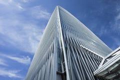 Башня 3 всемирного торгового центра Китая, Пекин, Китай Стоковое Фото