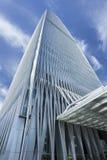 Башня 3 всемирного торгового центра Китая, Пекин, Китай Стоковая Фотография