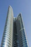 Башня власти вклада Абу-Даби Стоковые Изображения