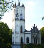 Башня в замке Стоковое Фото