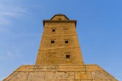 Башня Геркулеса Стоковое фото RF