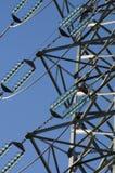 Башня гидроэлектричества Стоковые Фото