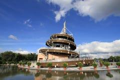 башня голубого неба стоковые фото