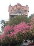 Башня Голливуда Стоковые Фото