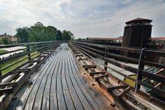 Башня градации wieliczka соли шахты krakow Польша Стоковые Фотографии RF