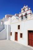 башня грека колокола Стоковая Фотография