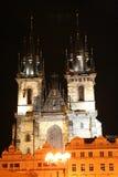 башня дворца стоковая фотография rf