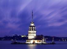 башня девушек Стоковая Фотография RF
