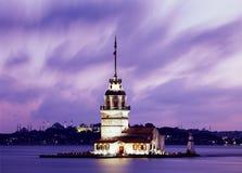 башня девушек Стоковое Фото