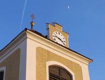 башня детали Стоковые Фотографии RF