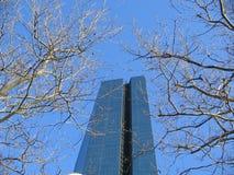 Башня Джона Hancock, Бостон, Массачусетс, США Стоковое Изображение RF