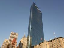 Башня Джона Hancock, Бостон, Массачусетс, США Стоковые Изображения