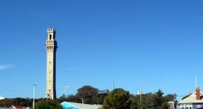 Башня для того чтобы удостоить паломников стоковое изображение rf