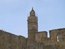 Башня Дэвида Стоковые Изображения RF
