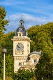 Башня железнодорожного вокзала Байонны - Франции Стоковая Фотография RF