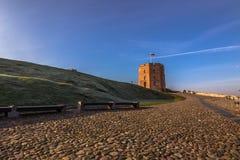 Башня замка Вильнюса, Литвы стоковые фотографии rf