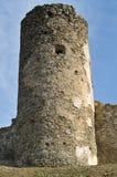 Башня замка сари Стоковое Изображение RF