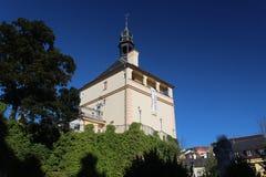 Башня замка Стоковое фото RF