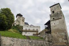Башня замка Стоковые Фото