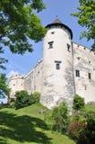 Башня замка Niedzica Стоковые Фотографии RF