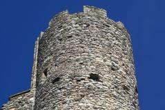 Башня замка Rochester в Англии Стоковая Фотография RF